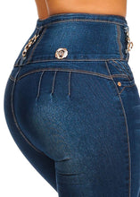 Load image into Gallery viewer, Butt Lifting Stretch Curvy High Waist Skinny Jeans - kats closet1