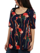 Load image into Gallery viewer, Addison Plus Size Tunic TopAddison Plus Size Tunic Top - kats closet1