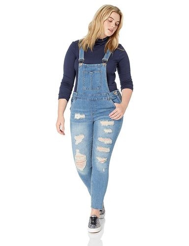 Midtown Blue Plus Denim,Jeans - kats closet1