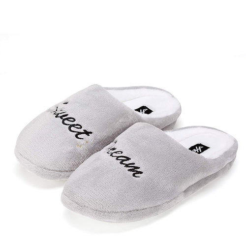Comfort Cotton Slippers for Women Indoor Outdoor Slippers With Non-Slip Sole - kats closet1