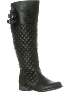 Riverberry Women's 'Lily' Knee-High Quilted Riding BootRiverberry Women's 'Lily' Knee-High Quilted Riding Boot - kats closet1