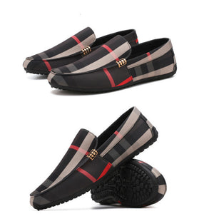Men's Casual Comfortable Lightweight Non-Slip Flat Loafers