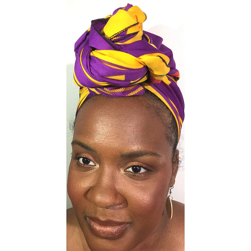 Accessories African Headwrap - kats closet1