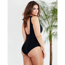Load image into Gallery viewer, Plus Size One Piece Swimsuit - kats closet1