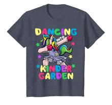 Load image into Gallery viewer, Kids Dancing Into Kindergarten Ballet Back To School T-Shirt