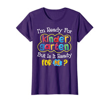Load image into Gallery viewer, kids First Day Of Kindergarten Shirt