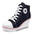 Wedge Heel Platform Sneakers