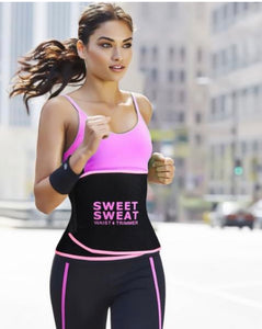 waist trainer  Neoprene Sweet Sweat Slimming Belt Waist Trainer Corsets Slimming Shaper