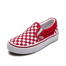 Load image into Gallery viewer, Soft Plaid Casual Sneakers - kats closet1