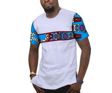 Load image into Gallery viewer, Men African Print Shirts