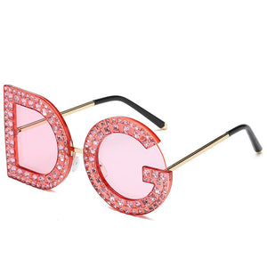 Personality DG Diamond Sunglasses