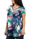 Shelley Plus Size Tunic TopShelley Plus Size Tunic Top - kats closet1