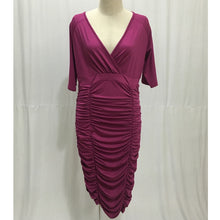 Load image into Gallery viewer, Plus Size Vintage Tunic Fashion Dress