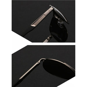 Men's UV400 Polarized Coating Driving Mirrors Sunglasses for Men - kats closet1
