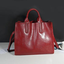 Load image into Gallery viewer, Leather Shoulder Bag/ Handbag