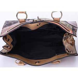 Women Handbag High Quality Female PU Leather Messenger Bag - kats closet1
