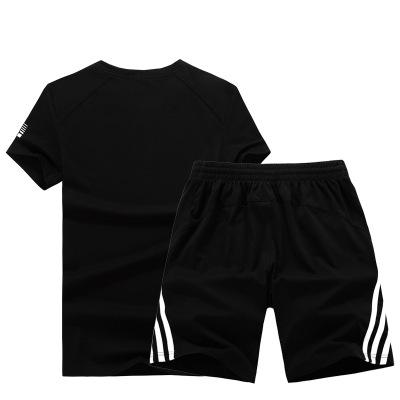 Men's T-shirt + Shorts Set