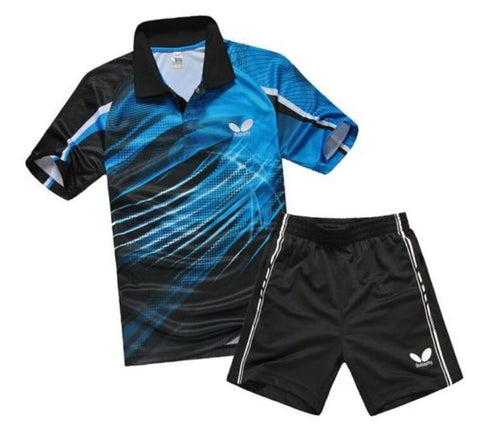 Men's Table Tennis Shorts Set