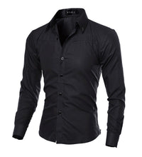 Load image into Gallery viewer, Formal Dress Casual Shirt