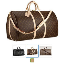 Load image into Gallery viewer, Women Large Capacity Leather Trunk Tote Shoulder Big Crossbody Bags