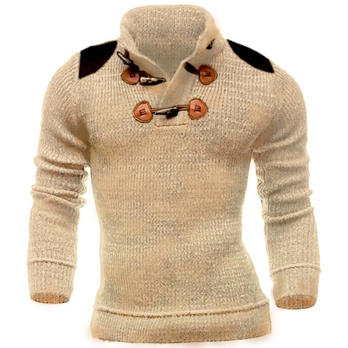 Men's fashion sweaters, warm sweaters Trøjer Truien - kats closet1