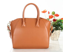 Load image into Gallery viewer, Women Genuine Leather Tote Handbags