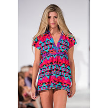 Load image into Gallery viewer, Kaleidoscope Kaylee Signature Tunic Dress - kats closet1