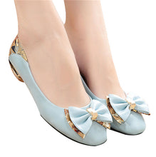 Load image into Gallery viewer, Low Heels Casual Pointed Toe Comfortable Shoes - kats closet1