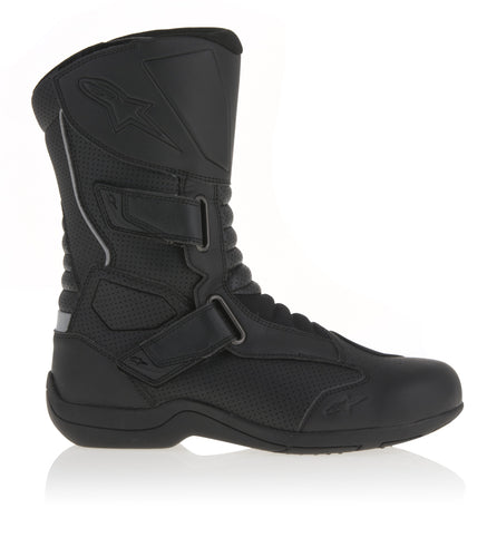 Mens Roam 2 Air Motorcycle Boots Black - kats closet1