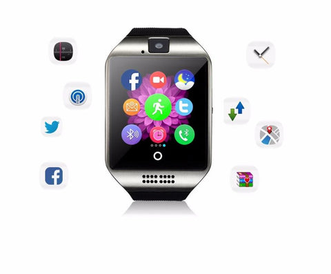 FORNORM Bluetooth Multifunctional Smart Watch - kats closet1