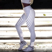 Load image into Gallery viewer, Women Waist Yoga Fitness Leggings Running Gym Stretch Sports Pants Trousers - kats closet1