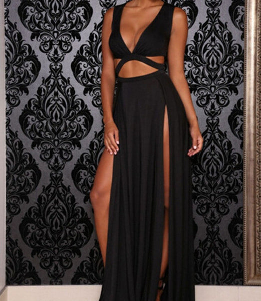 Jersey Craving Maxi Dress - kats closet1