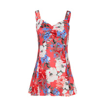 Load image into Gallery viewer, Women Summer Sleeveless Floral Vest Ladies Casual Blouse Tank Tops T-Shirt - kats closet1