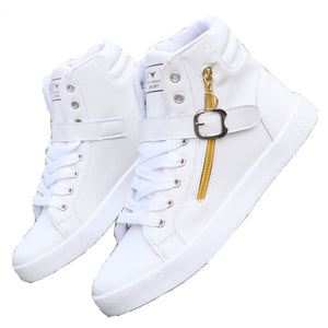 Men's Fashion Sneakers Canvas Fashion Men Shoes ,Daily Casual Shoes Spring Autumn Man's Sneakers Shoes - kats closet1