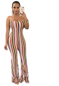 Off Shoulder Wide Leg Jumpsuit - kats closet1