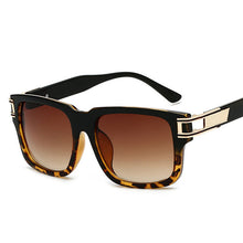 Load image into Gallery viewer, Fashion Square Men Italy Brand Designer Driving Sunglasses - kats closet1