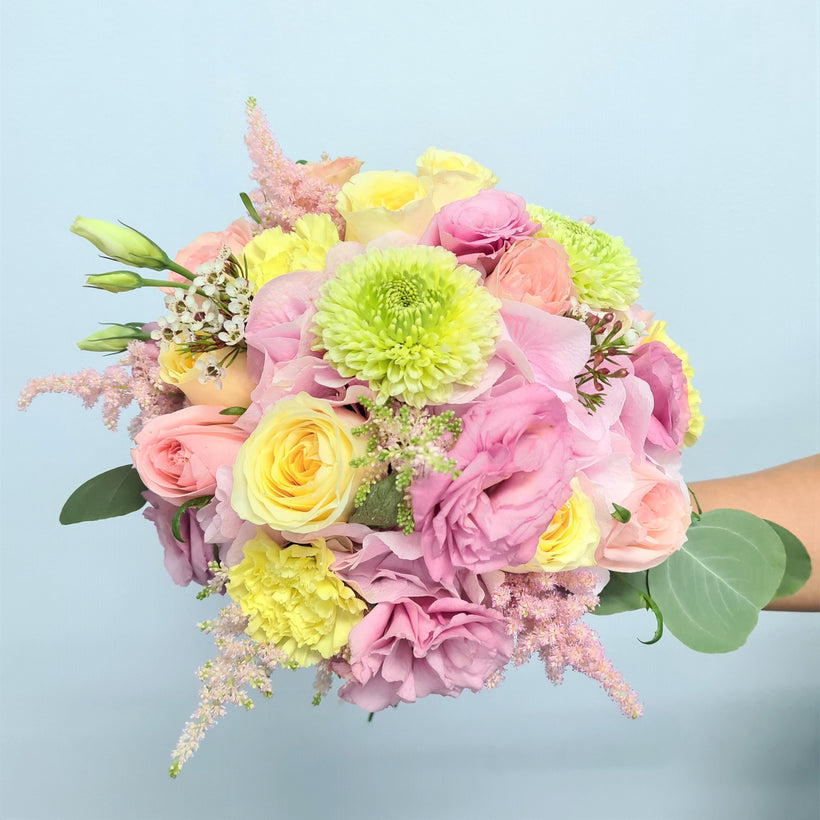 Bridal Bouquet and Wedding Flower Singapore