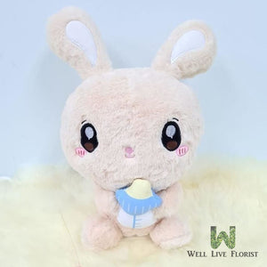 Plush Toy Rabbit. 300 mm Height