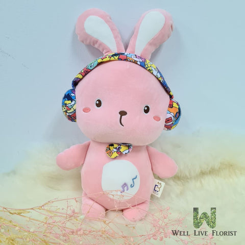 Plush Toy Rabbit . 450 mm Height