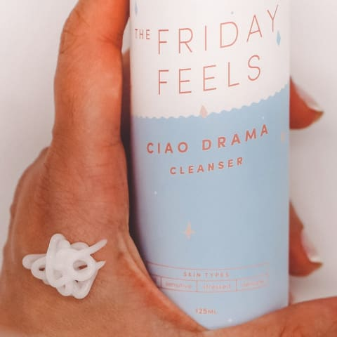 Ciao Drama Facial Cleanser - The Friday Feels