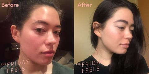 The Friday Feels Skincare Results & Review