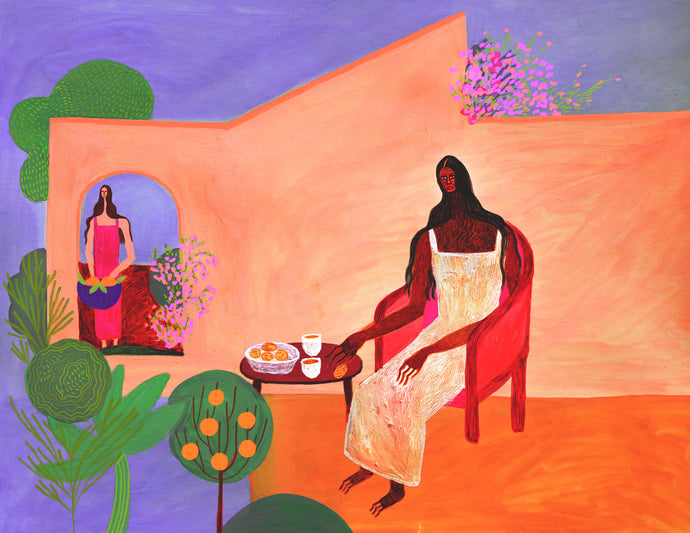 A Conversation with Artist Manuja Waldia on Food and Communion