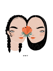 Flower Girls - Nour I. Flayhan