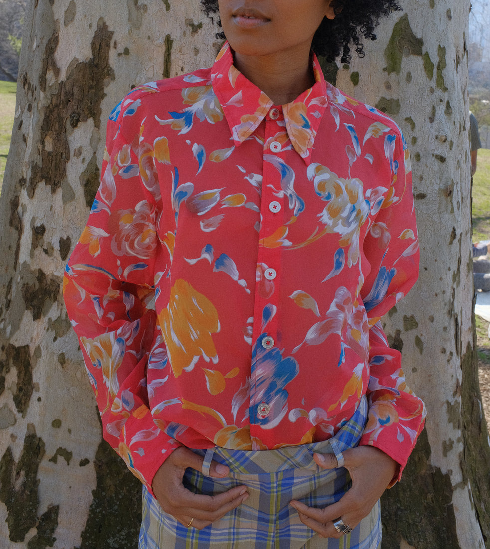 Vintage - 1970s Shirt by Gino Paoli