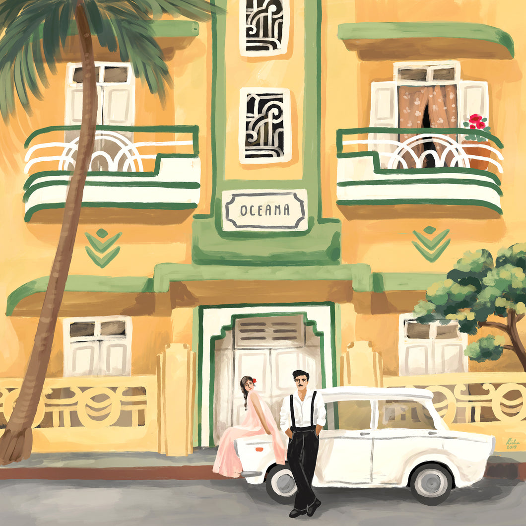 Art Deco Bombay
