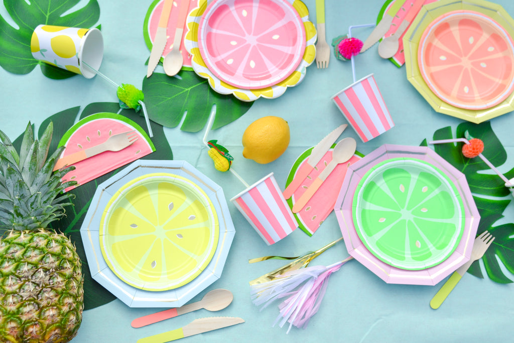 The Citrus & Sun Party Box