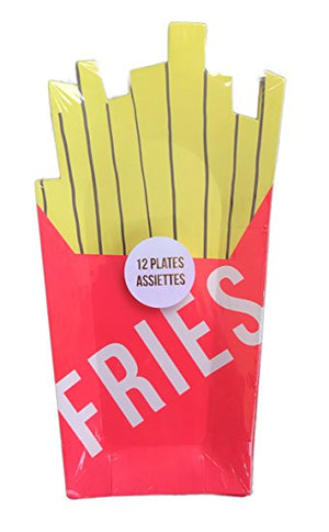 French Fries Plates