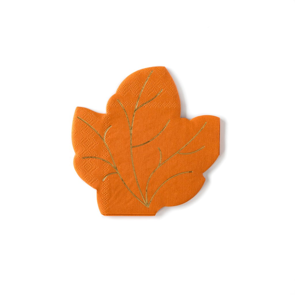 Harvest Leaf Napkin