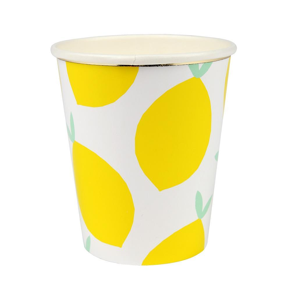 Lemon Cups