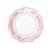 Party Porcelain Rose Small Plates